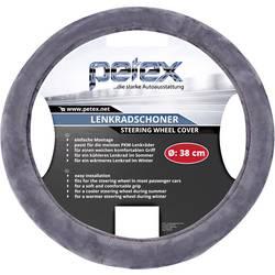 Potah na volant 36 - 38 cm stříbrná Petex Design 1108