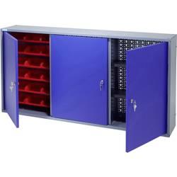 Küpper 70197 Závěsná skříňka 3dvéřové s 18 vidění boxy (š x v x h) 1200 x 600 x 190 mm