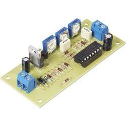 Generátor zvuků lodní sirény, sestavený modul