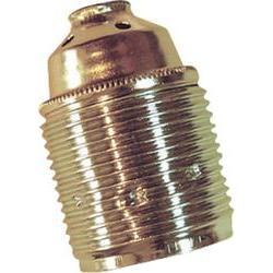 Kovová objímka pro E27, 0499, 230 V/50 Hz, max. 1000 W