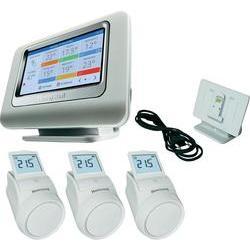 Sada termostatických hlavic + centrální jednotka, Honeywell evohome, THR993RT
