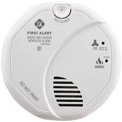 Výstražný detektor kouře a oxidu uhelnatého First Alert FA-SC-05-2096631 FA-SC-05-2096631,na baterii