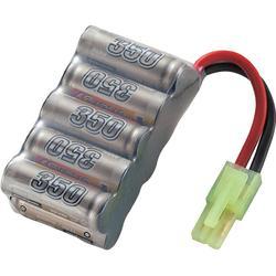 Akupack NiMH Conrad Energy 2/3 AAA, 12 V, 350 mAh, Block, Mini-Tamiya