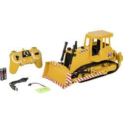RC funkční model stavební vozidlo Carson Modellsport Bulldozer 907337, 1:20
