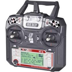 Ruční dálkové ovládání Reely HT-6, 2,4 GHz, Kanálů 6, vč. přijímače