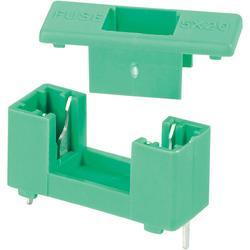 Držák pojistky ESKA rozměru 5 x 20 mm 506.000, 250 V/AC, 6,3 A, 26 x 13 x 9,5 mm