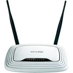 Wi-Fi router TP-LINK TL-WR841N, 2,4 GHz, 300 Mbit/s
