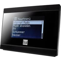 Internetové rádio Dual IR 2A, černá