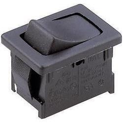 Kolébkový přepínač Marquardt 1801.1148, 250 V/AC, 8 A, 1x vyp/zap