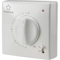 Pokojový termostat Renkforce TR-93, 5 až 30 °C