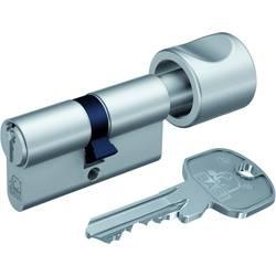 Knoflíková profilová cylindrická vložka K35/27 mm Basi 5051-3527-0034