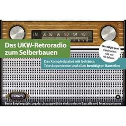 Stavebnice FM retro rádia Franzis