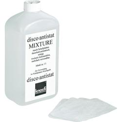 Čistící tekutina Disco-antistat, 1 l