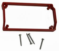 Mezikroužek Strapubox SGZ 1010, 10 mm, červená