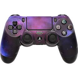Software Pyramide Controller Skin Galaxy Violet kryt PS4