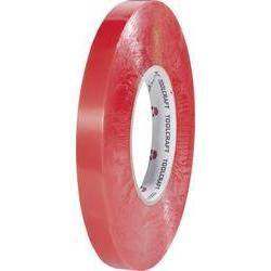 Oboustranná lepící páska, Toolcraft, 1397P2550C, 25 mm x 50 m, transparentní