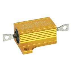 Rezistor ATE Electronics RB10/1-4R7-J, 4,7 Ω, 5 %, axiální vývody, 12 W, 5 %