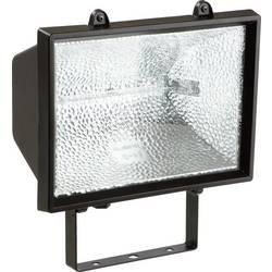 Halogenová žárovka venkovní reflektor as - Schwabe R7s, 1000 W, černá