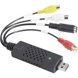 USB převodník videa z analogového do digitálního záznamu, Basetech BT-2228152