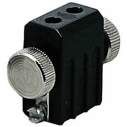 Objímka pro žárovku GX5.3 Paulmann 97845, 12 V, 50 W, černá