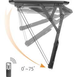 Elektrický TV stropní držák SpeaKa Professional 23-55Z, 58,4 cm (23