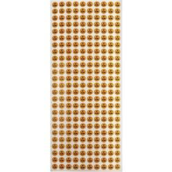ESD označovací štítek Wolfgang Warmbier (Ø) 10 mm, samolepicí, 250 ks, žlutá, černá 2850.10