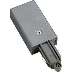Napájecí zdroj SLV pro 1fázový HV kolejnicový systém 143042, 230 V/50 Hz, stříbrná/šedá