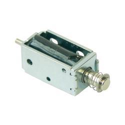 Magnet Intertec ITS-LS1110B-D-24VDC, v plechovém třmeni