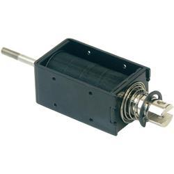 Magnet Intertec ITS-LS3830B-D-12VDC, v plechovém třmeni