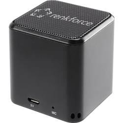Bluetooth® reproduktor Renkforce BlackCube1 hlasitý odposlech, černá
