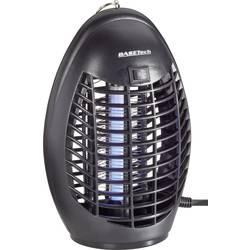 UV lapač hmyzu Basetech UV insect catcher 4 W, černá