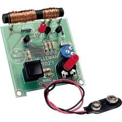 Detektor kovů Velleman K7102, 9 V/DC, stavebnice