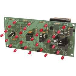 LED běžicí směrový ukazatel Velleman MK176, 9 - 15 V/DC (stavebnice)