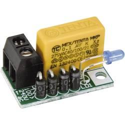 LED dioda napájená přímo ze sítě Velleman MK181, 100 - 240 V/AC (stavebnice)
