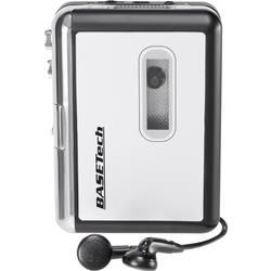 Kazetový enkodér Basetech BT-USB-TAPE-100, vč. sluchátek