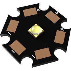 HighPower LED modul TRU COMPONENTS TRU-LEDMO-STAR-280, 2 W, studená bílá