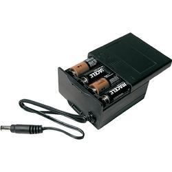 Držák na baterie s napájecím konektorem MPD, 8x AA