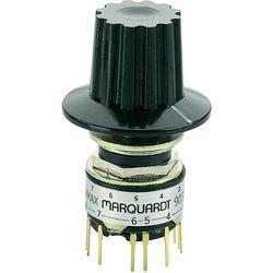Miniaturní stupňovitý otočnýspínač série 9037