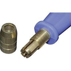 Upínací rukojeť na jehlové pilníky, Ø 3 mm