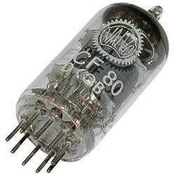 Elektronka ECF 80 = 6 BL 8, trioda/pentoda