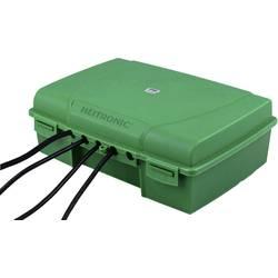 Rozváděč Heitronic 21046, zelená