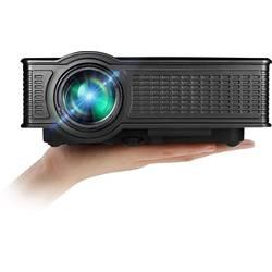 LCD Beamer LA VAGUE LV-HD171 Světelnost (ANSI Lumen): 1500 lm 1000 : 1 černá