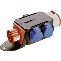 CEE rozbočovací zásuvka as - Schwabe MIXO Adapter BRIGACH 60520, 16 A, 400 V