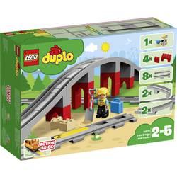 LEGO® DUPLO® 10872 Železnice můstek a koleje