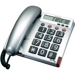 Telefon pro seniory, Audioline BigTel 48, s optickou signalizací
