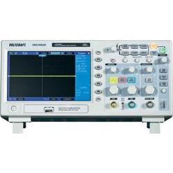 Digitální paměťový osciloskop Voltcraft DSO-1102D, 2 kanály, 100 MHz